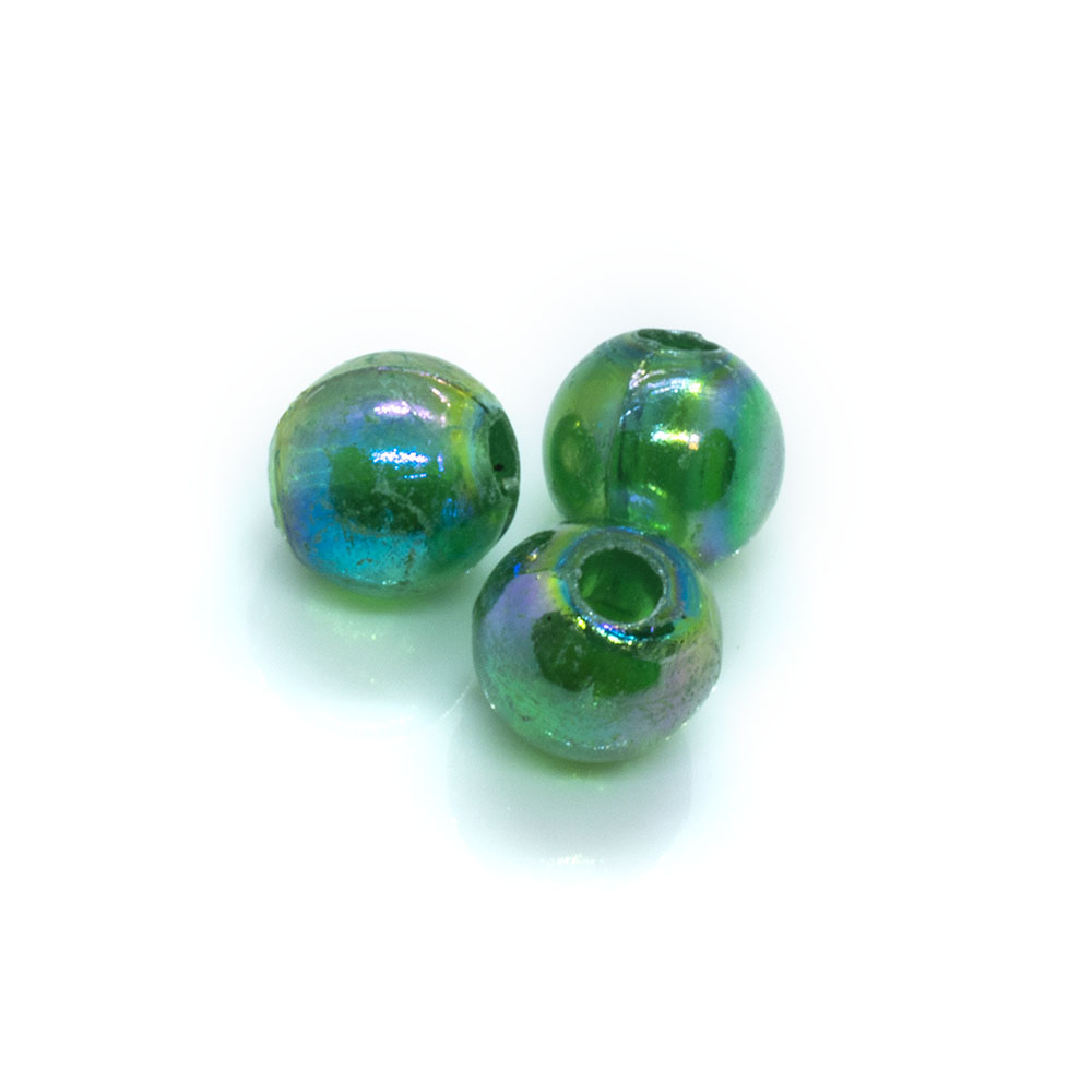 Vacuum Beads - 6mm - 10pc