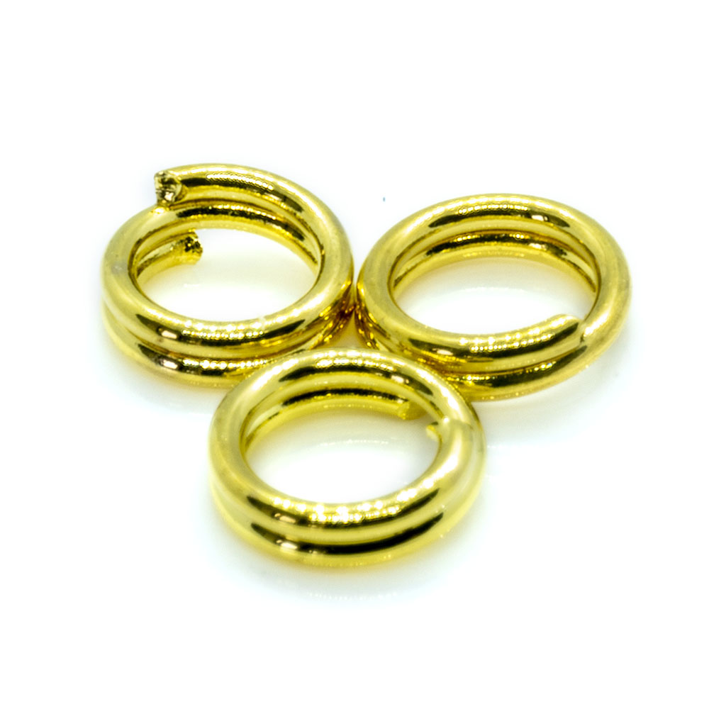 Split Ring - 4mm - 20pc