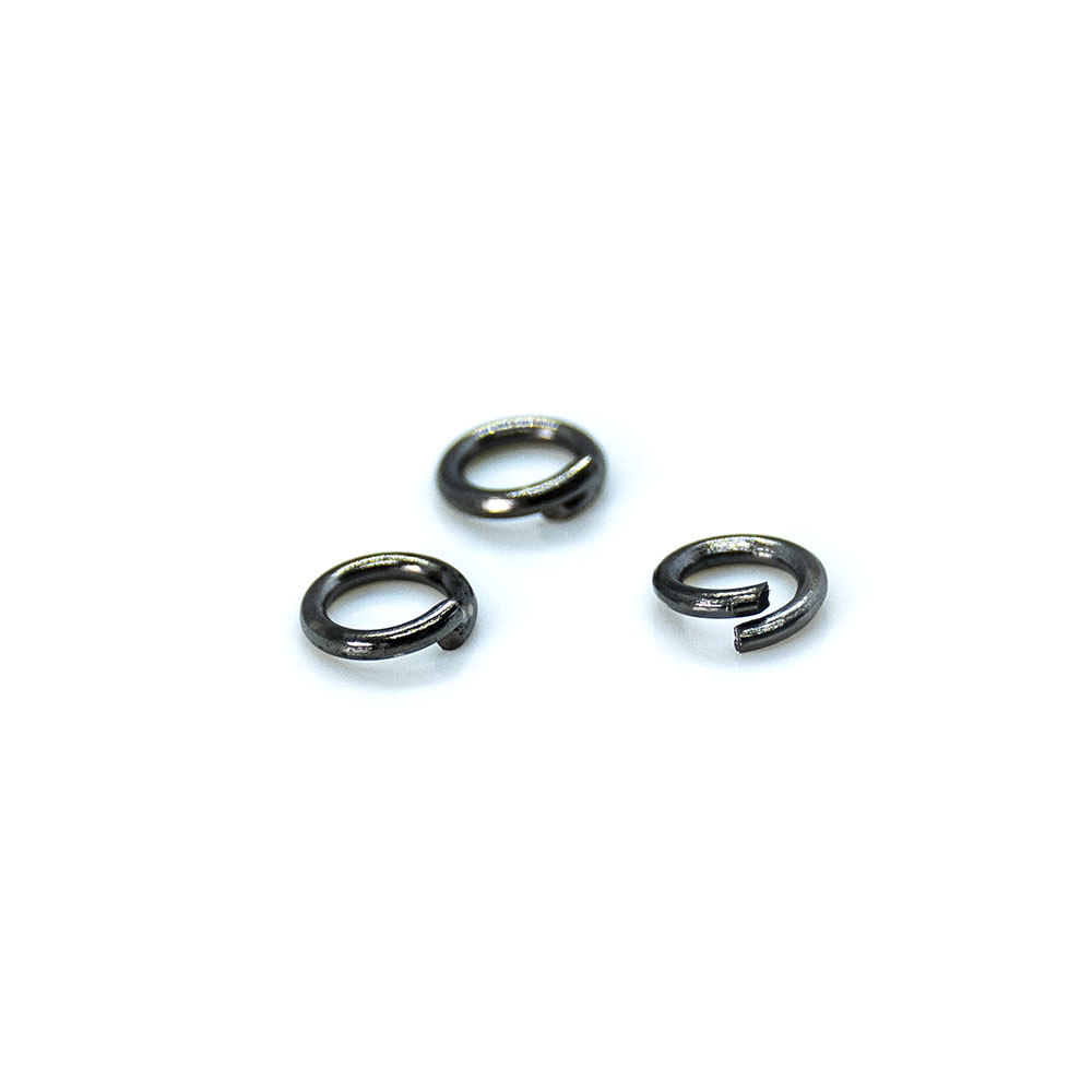 Jump Rings Round - 4mm - 20pc