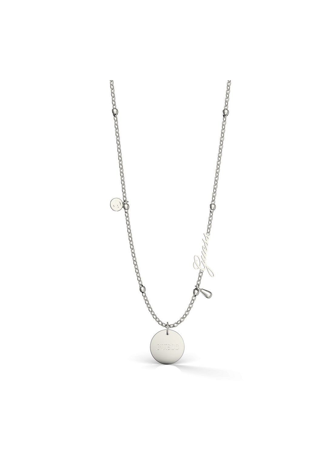 Guess ketting Peony Art | Stainless Steel
