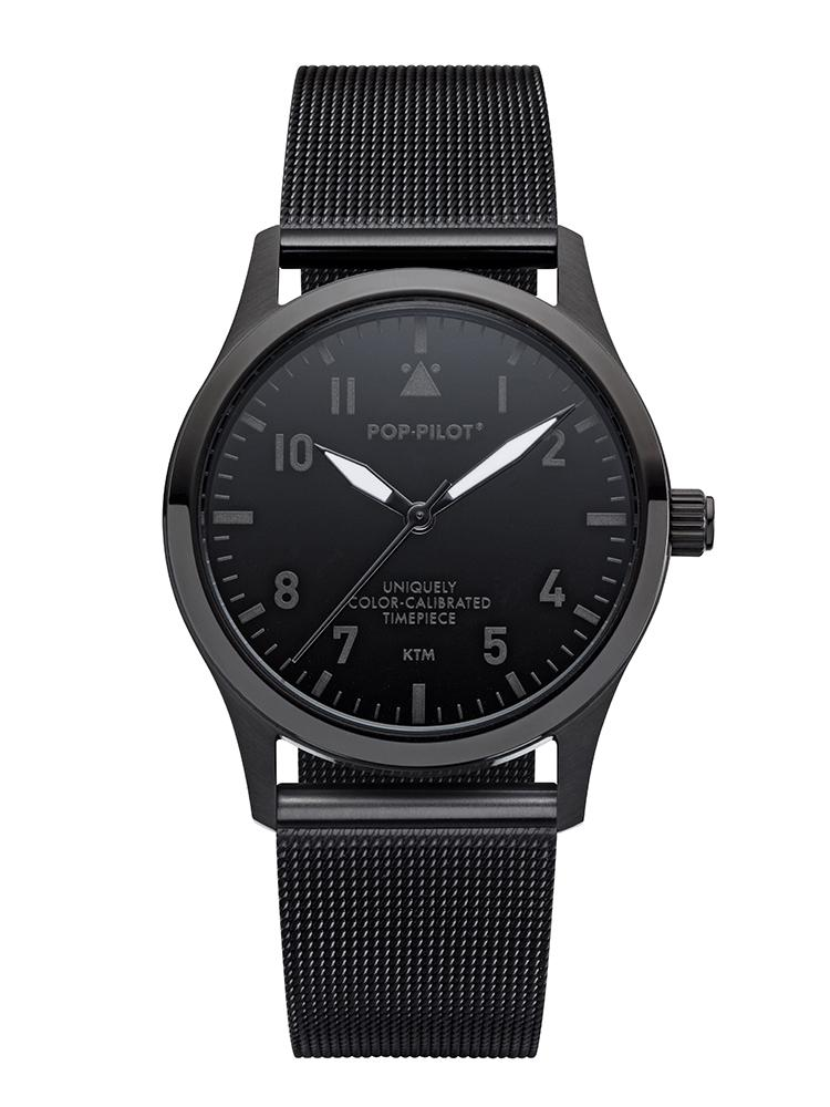 Pop Pilot KTM horloge | Zwart | 36,5mm