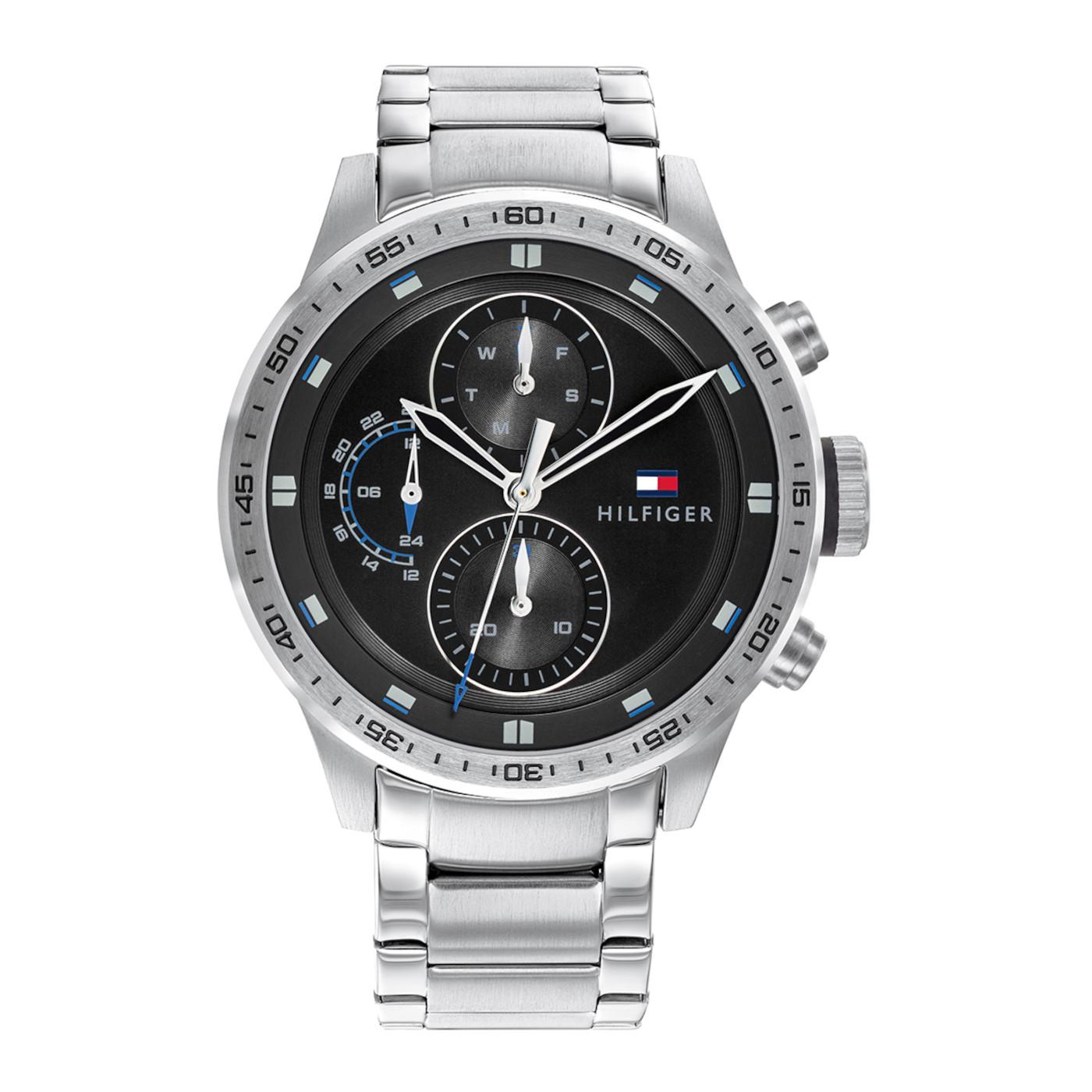 Tommy Hilfiger horloge TH1791805 | zilver
