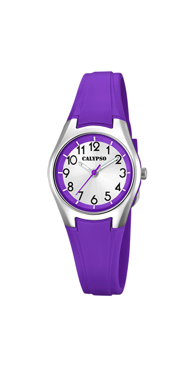 Calypso kinderhorloge Sweet Time | Paars