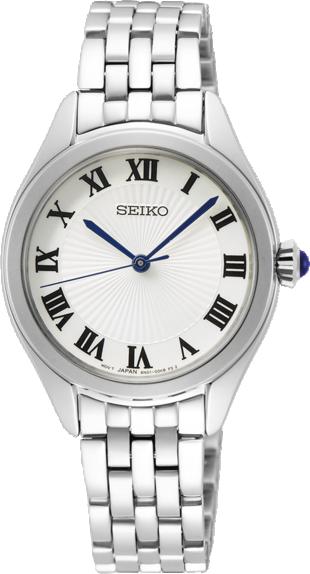 Seiko Horloge Quartz SUR327P1 | Staal