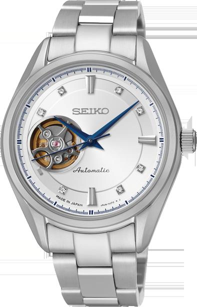 Seiko Horloge Automatic SSA871J1 | Staal