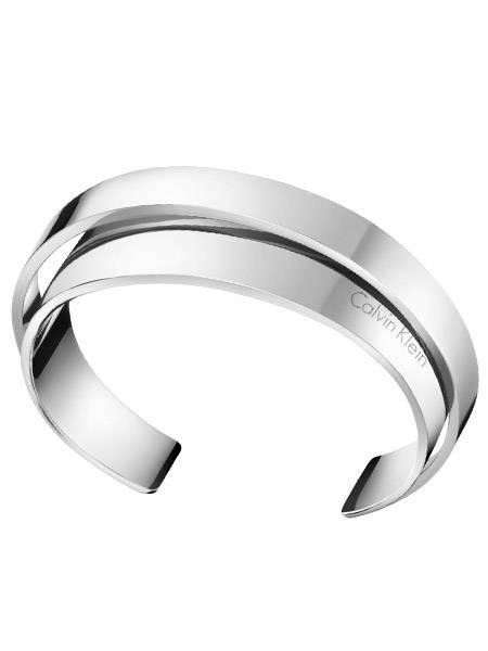 Calvin Klein armband Unite KJZMF00010S   Zilverkleurig