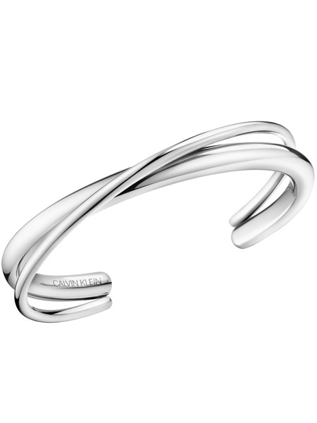 Calvin Klein Double Armband KJ8XMF00010S | Zilverkleurig