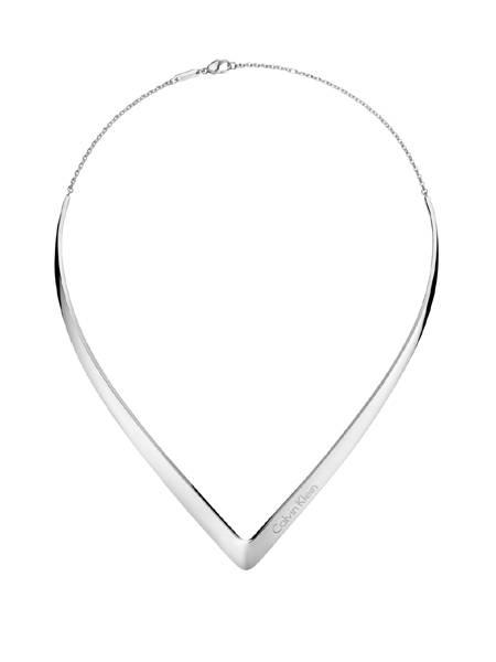 Calvin Klein Outline Collier KJ6VMJ000100 | Zilverkleurig