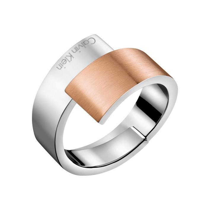 Calvin Klein Ring KJ2HPR280106 | Bicolor