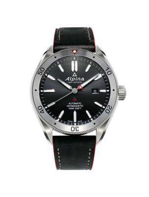 Alpina horloge Automatic 4 | Zwart