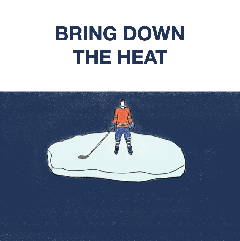 bring down the heat campaign connect4climate