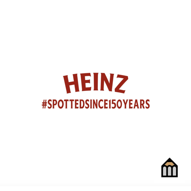 heinz spotted since 150 years