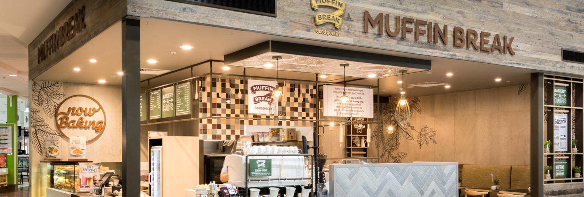 Muffin Break - SA