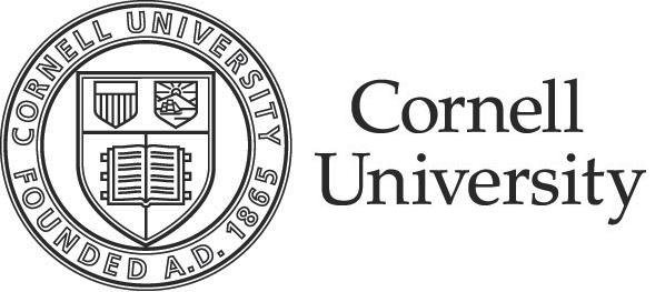 Cornell university logo (Ester partner)