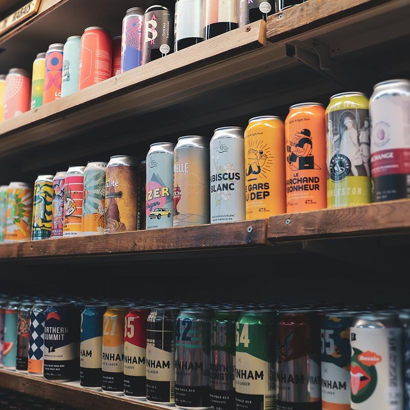 Ester increase sales and improve customer loyalty to Beer an Wine retailers