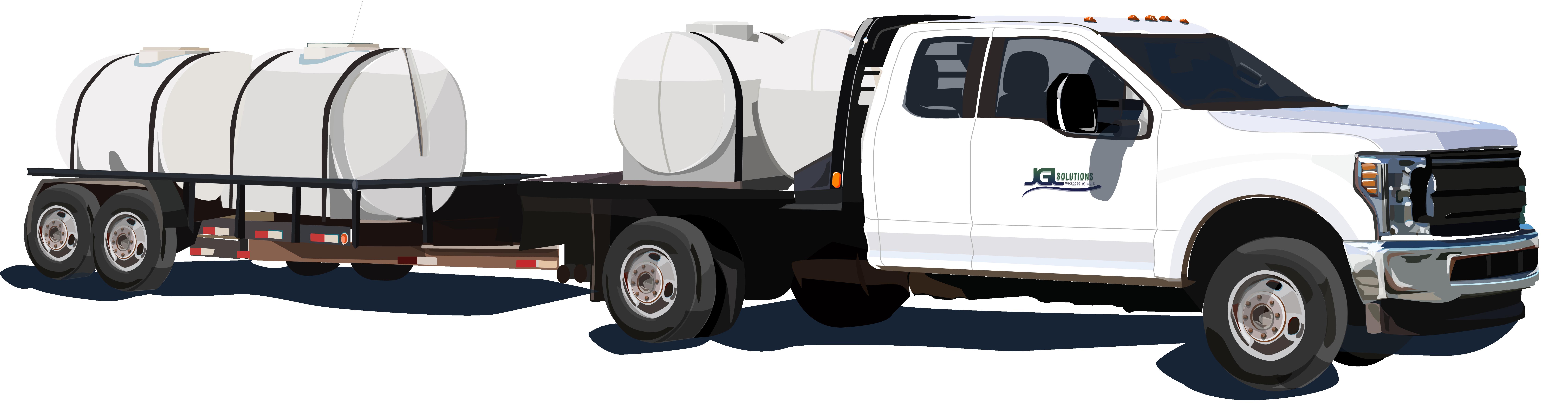 JGL's treatment truck.