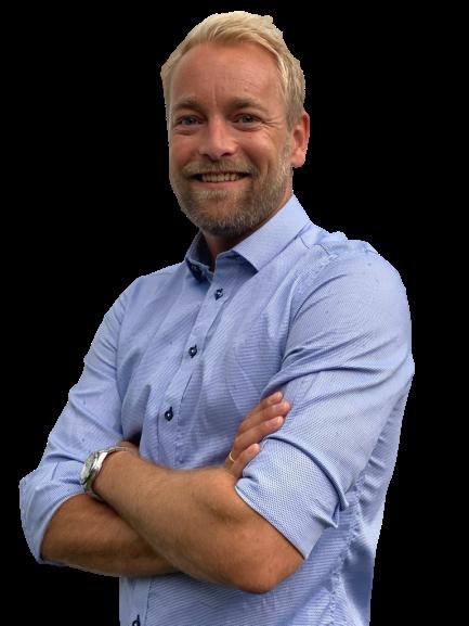 Daglig leder i Lux Fide Øyvind Aasen