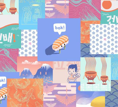 Colortreat Digitalagentur - Illustrationen