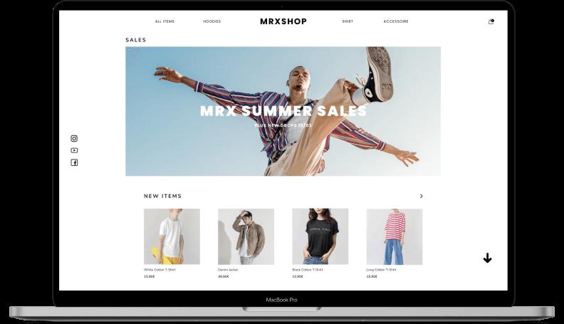Colortreat Digitalagentur - Webdesign Desktop