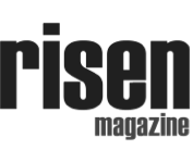 Risen Magazine logo