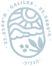 Galilee stamp
