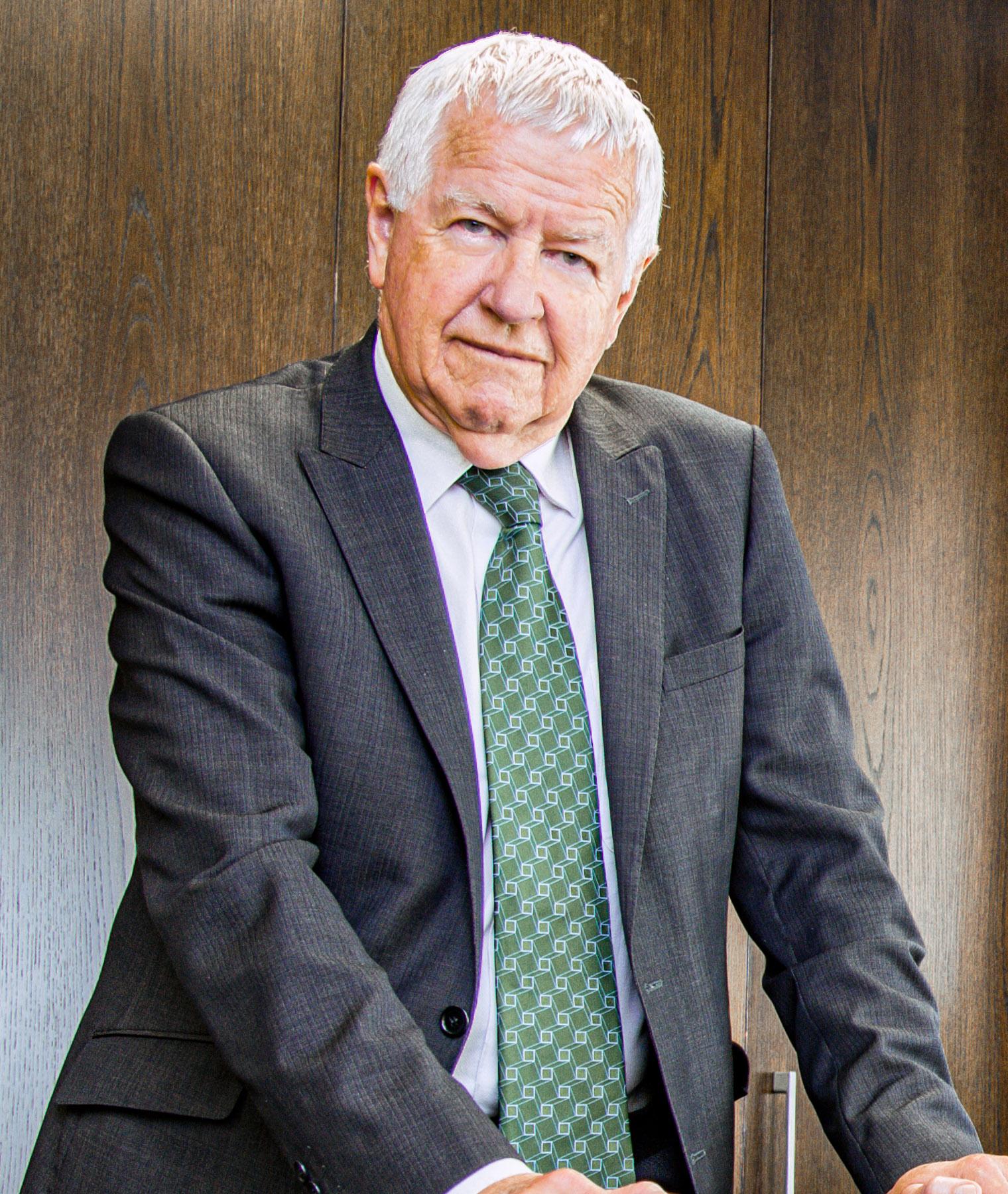 Hon Rodney Hansen CNZM QC