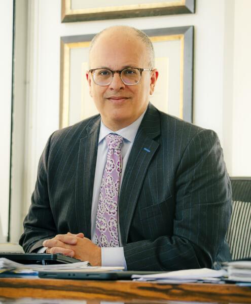 David Bigio QC