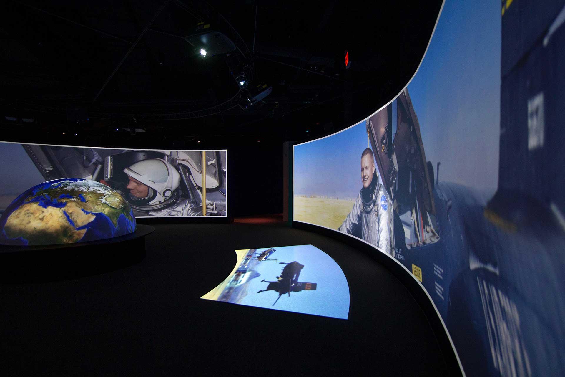 Neil Armstrong Experience, Cincinnati Museum Center