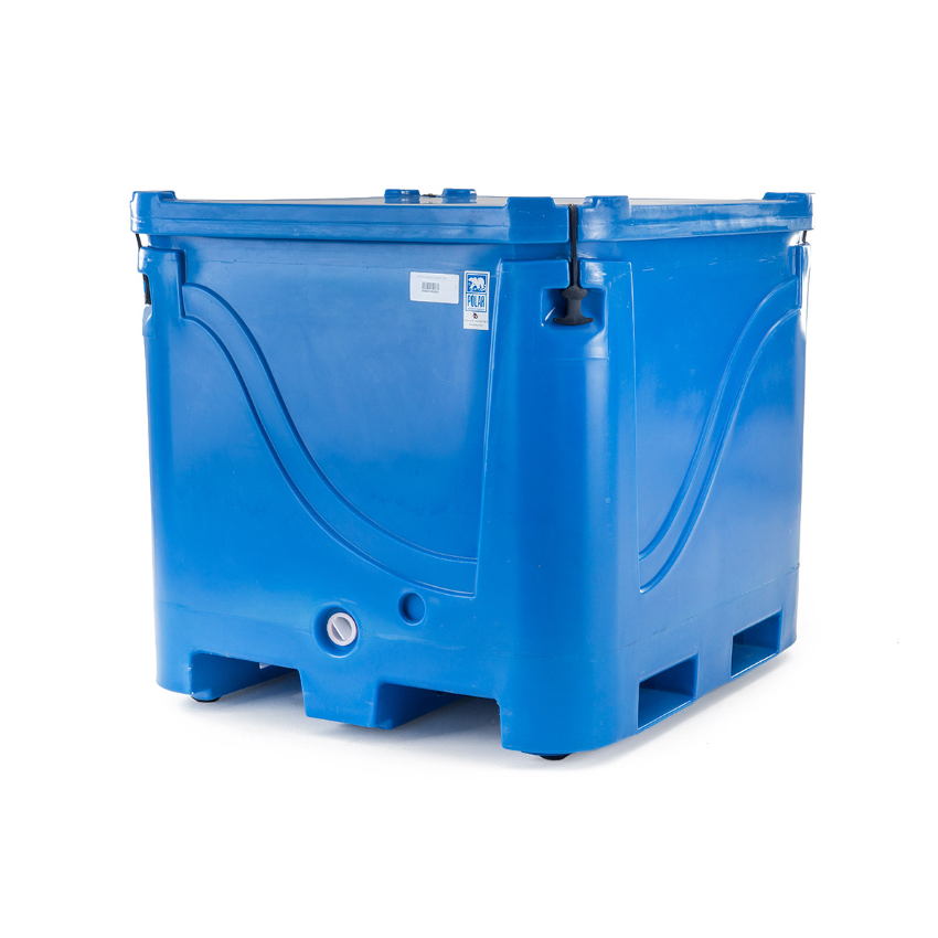 PB760 insulated fish box