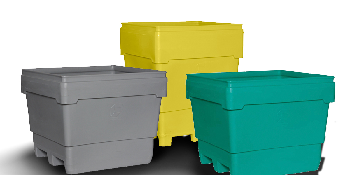 MonsterCombo® Bins