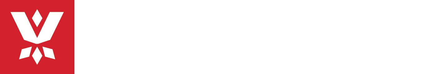 VinitDesigns logo on the navigation