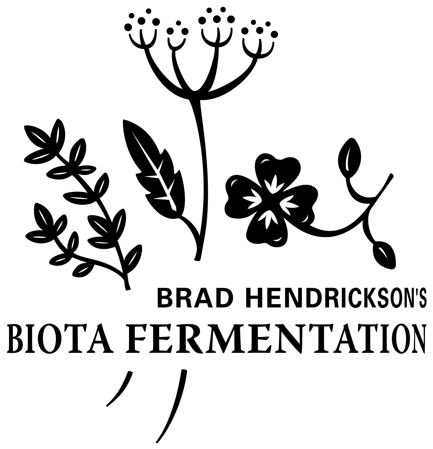 Biota Fermentation Logo  — by Yagnyuk.
