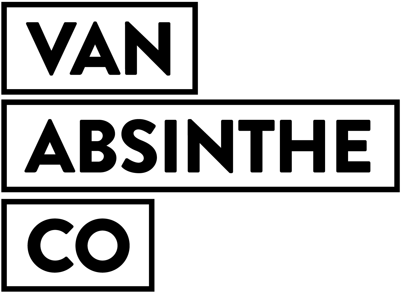 Vancouver Absinth Distillery Logo — by Yagnyuk.