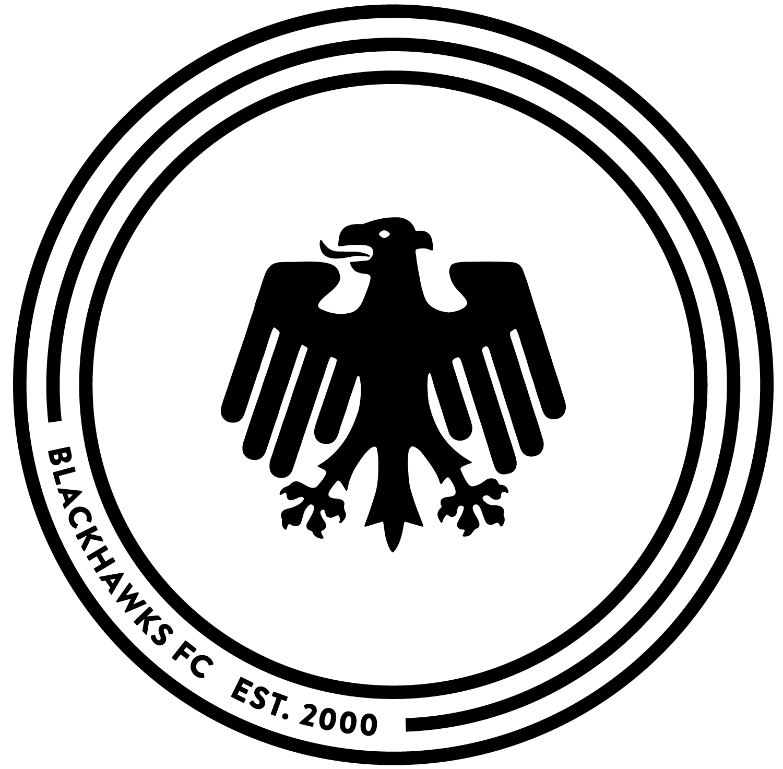 Blackhawks FC Logo — by Yagnyuk.