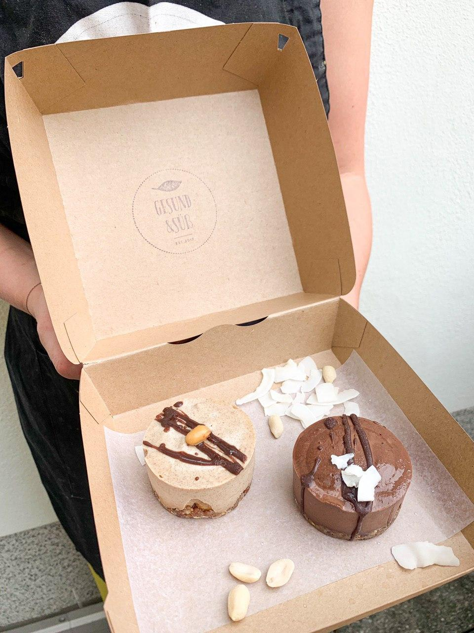 Raw Cake Box Mini