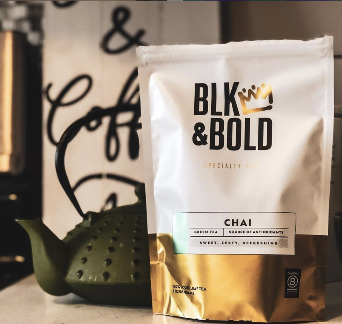 Blk and Bold Coffee