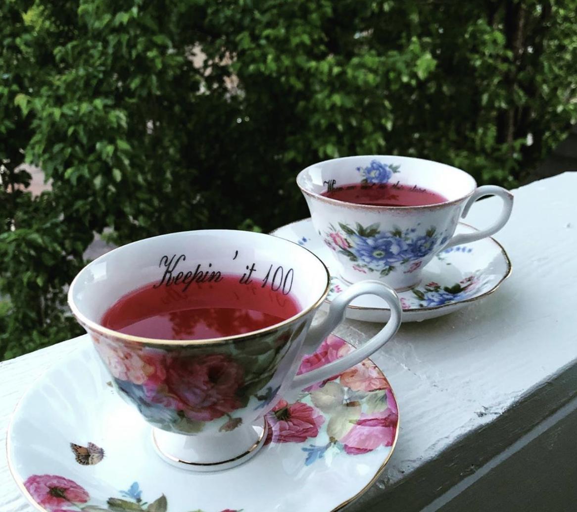 Ivy's Tea
