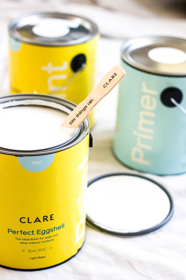 Clare Paints