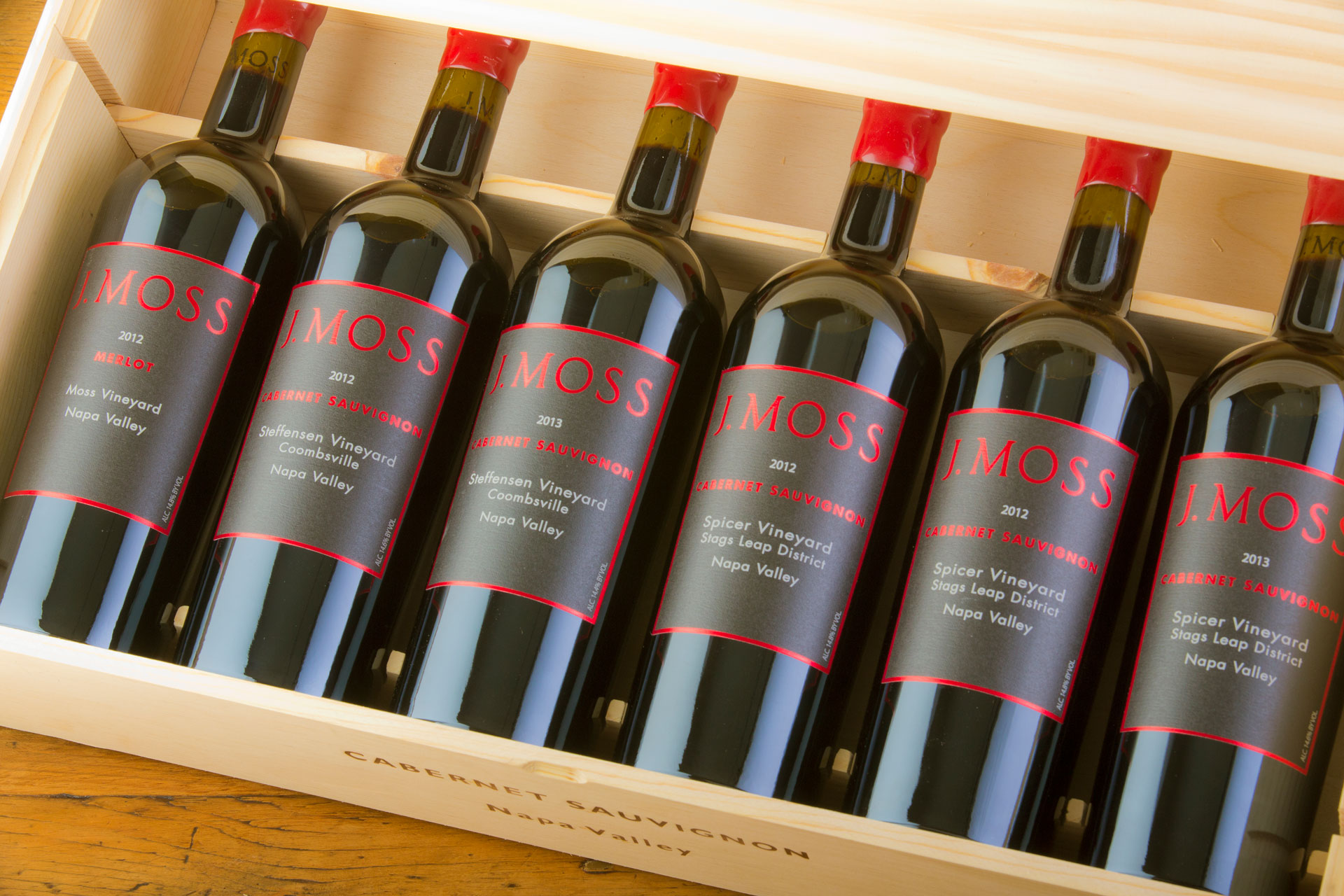 J. Moss Wines