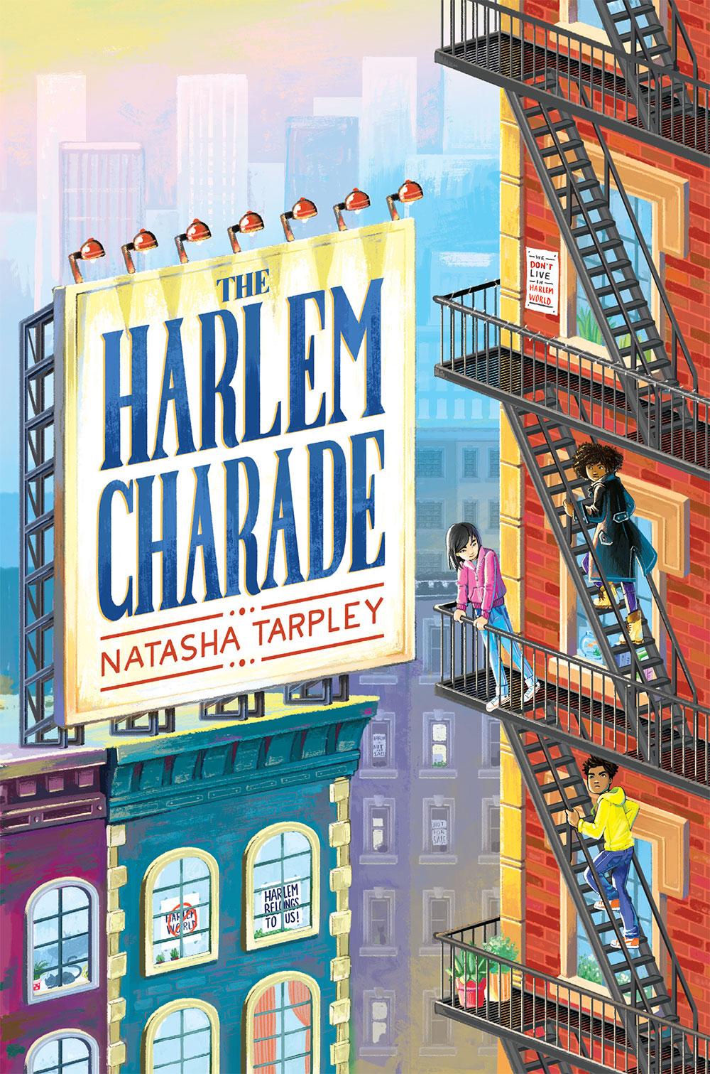 Natasha Tarpley Writes