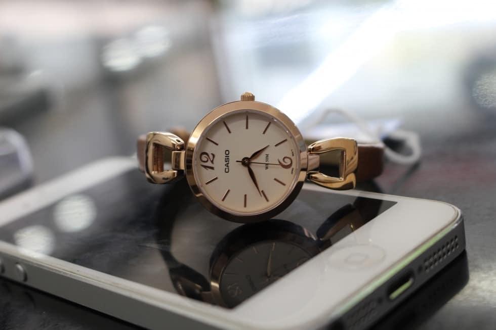 Huyền thoại đồng hồ Casio WR50m