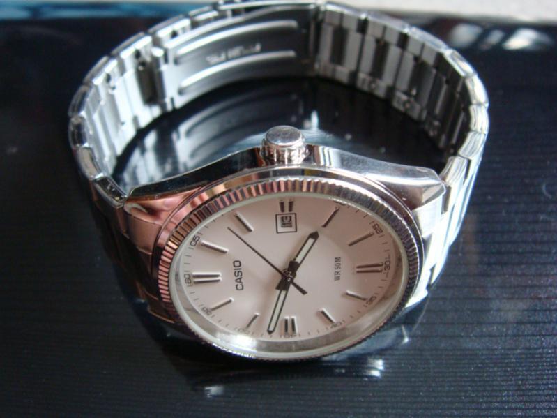 Thiết kế đồng hồ Casio WR50m