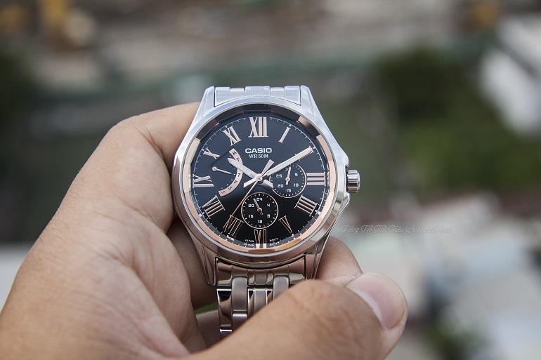 Chất lượng đồng hồ Casio WR50m