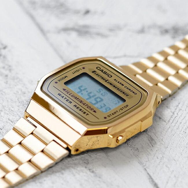 Đồng hồ Casio Standard A168WG-9W