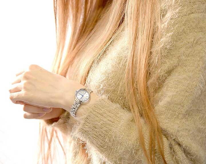 Đồng hồ Casio dây kim loại SHW-5100D-7A