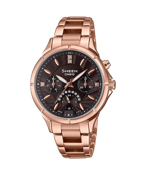 Đồng hồ Casio Sheen SHE-3047PG-5A