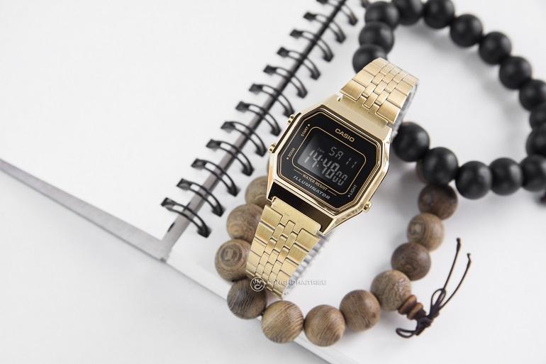 Đồng hồ Casio Gold
