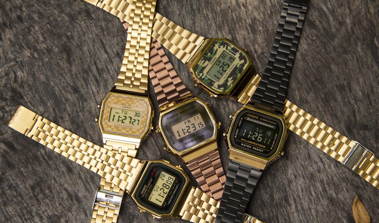 Đồng hồ Casio Gold - cỗ máy thời gian bền bỉ với chất lượng đáng nể