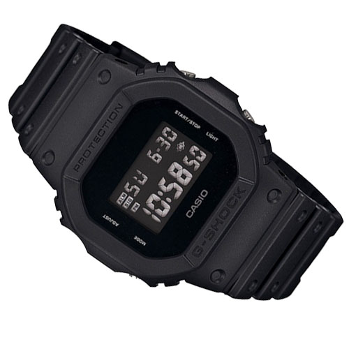 Nét đẹp của đồng hồ Casio G-shock DW-5600BB-1DR