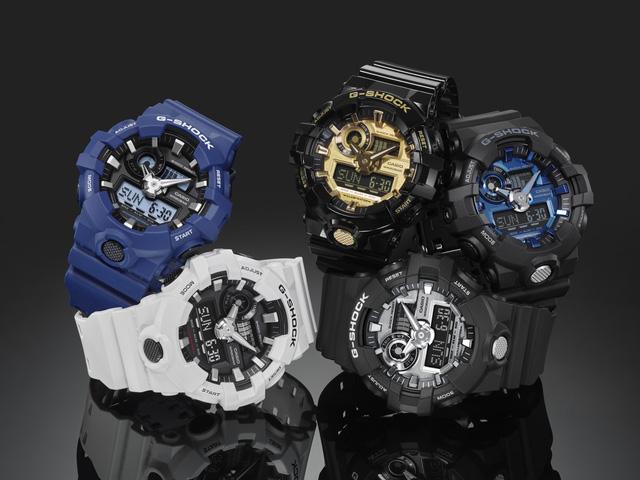 Đồng hồ Casio thể thao